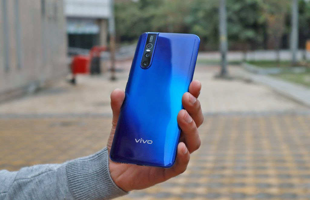 Top vivo v15 pro mobile